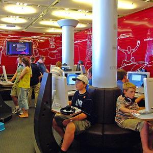 Интернет-кафе Дмитровск-Орловского