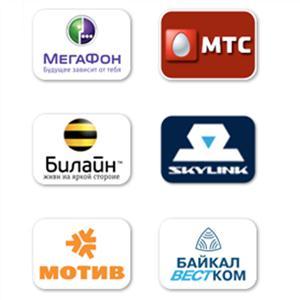 Операторы сотовой связи Дмитровск-Орловского