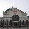 Железнодорожные вокзалы в Дмитровск-Орловском