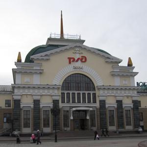 Железнодорожные вокзалы Дмитровск-Орловского